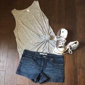 Jean shorts size 12